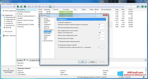 Screenshot uTorrent Windows 8.1